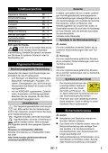 Karcher Nettoyeur haute pression K 480 M + - manuals - Page 3