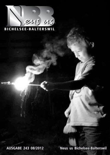 2012.08 - Gemeinde Bichelsee-Balterswil