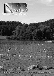 2011.09 [PDF, 5.00 MB] - Gemeinde Bichelsee-Balterswil