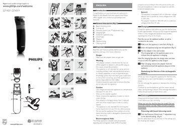 crp288 01 philips beard trimmer comb. Black Bedroom Furniture Sets. Home Design Ideas