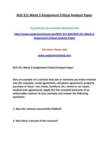 Critical Analysis. Critical Analysis Article Summary Template ...