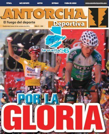 Antorcha Deportiva 235