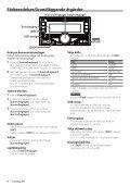 Kenwood DPX305U - Car Electronics Swedish (Quick Start Guide) () - Page 4