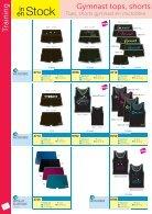 Katalog Agiva Fitness Flexdress Shirt und Hosen Jacken Gymnastik - Page 3