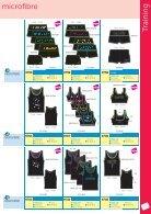 Katalog Agiva Fitness Flexdress Shirt und Hosen Jacken Gymnastik - Page 4