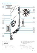 Philips HD camcorder - User manual - SWE - Page 6