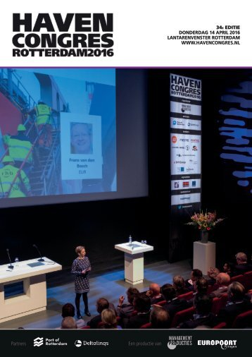 Havencongres Rotterdam 2016