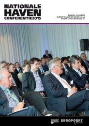 Nationale Haven Conferentie 2015