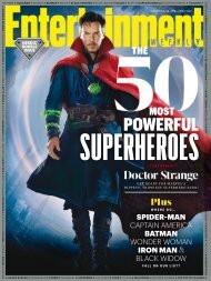 Entertainment Weekly - October 21, 2016