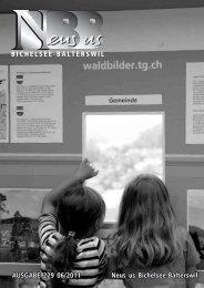 DIESES TRIO GIBT GAS! - Gemeinde Bichelsee-Balterswil