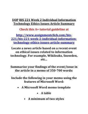 Uop Law 421 Week 2 Individual Addressing International Legal And