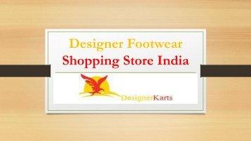 Designer footwear shopping store India   online designer shoes for Men