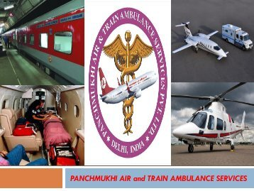 panchmukhi Air and Train Ambulance Services in Madurai Coimbatore