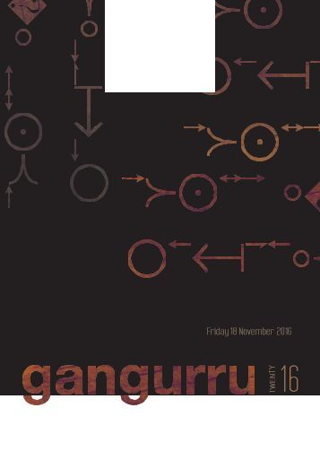 Gangurru Zine