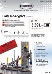 5.391,- CHF - LWB SchweissTechnik