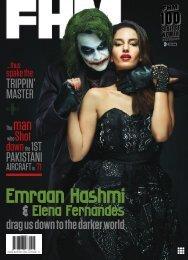 FHM India - October 2016