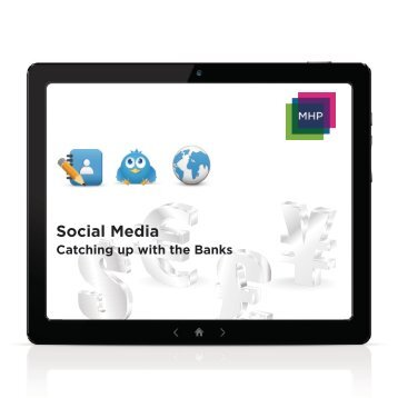 How banks use social media