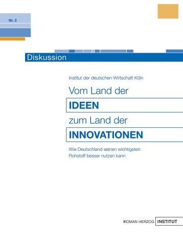 INNovatIoNEN - Roman Herzog Institut