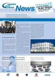 News - Hammer Auto Center AG