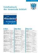 Jahresplaner Gemeindeinfo Telefonbuch Gewerbeverzeichnis - Seite 3