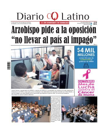 Edición 24 de Octubre de 2016