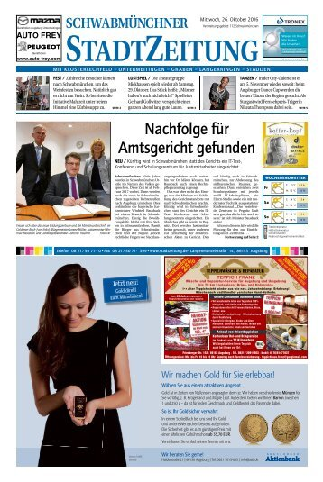 112 Schwabmünchen 26.10.2016