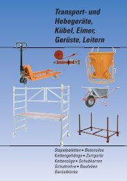 Transport - Fritz Kruse Baumaschinen GmbH