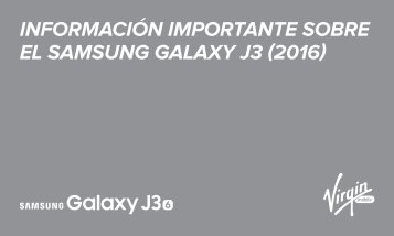 Samsung Galaxy J3 16GB (Virgin Mobile USA) - SM-J320PZDEVMU - Legal ver. Lollipop 5.1 (SPANISH(North America),0.0 MB)