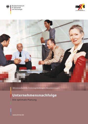 Unternehmensnachfolge - Handwerkskammer Aachen