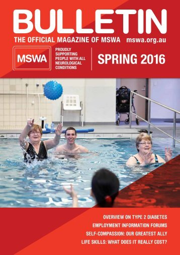 MSWA Bulletin Spring 16