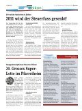 In Gisikon und im Rontal soll demnächst einiges - Regionalzeitung ... - Seite 4