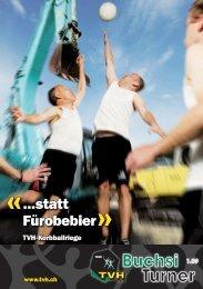 Buchsi Turner 1/2009 (5759 KB) - TV Herzogenbuchsee