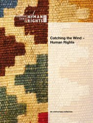 Catching the Wind − Human Rights - The ICHRP