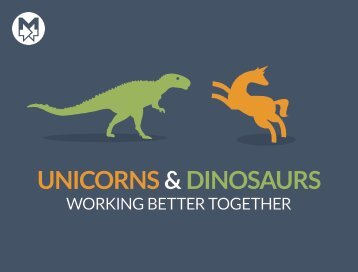 UNICORNS & DINOSAURS