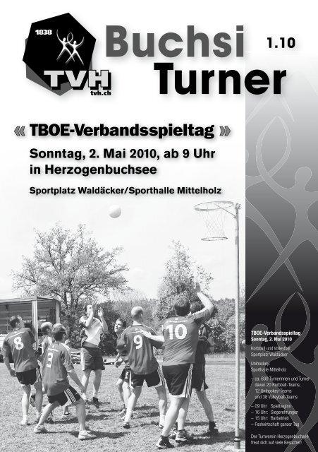Buchsi Turner 1/2010 - TV Herzogenbuchsee