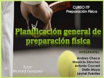 Planificación Preparación Física