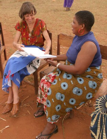 Communications During the Trial - Family Health International
