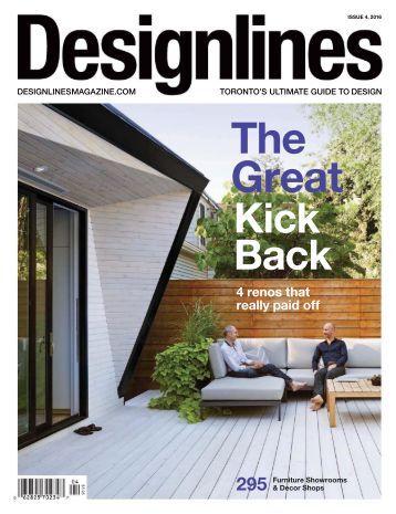 Designlines - Winter 2016