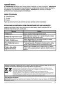 Kenwood TH-K20 - Communications Turkey () - Page 3