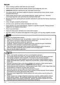 Kenwood TH-K20 - Communications Turkey () - Page 4