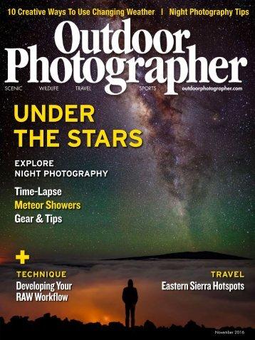 Outdoor Photographer - November 2016