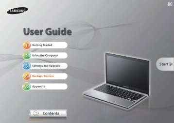 "Samsung Series 3 11.6"" Laptop - NP305U1A-A02US - User Manual (XP/Windows7) ver. 1.3 (ENGLISH,16.29 MB)"