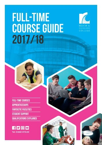 full-TIME COURSE GUIDE 2017/18