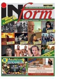 INform Ausgabe 20 Oktober 2016