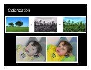Colorization: History