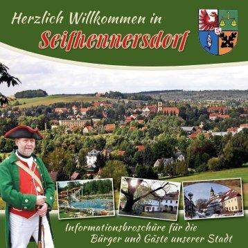 Herzlich Willkommen in Seifhennersdorf