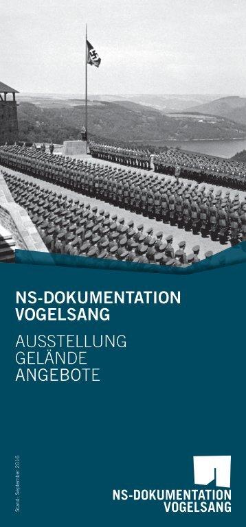 NS-Dokumentation Vogelsang