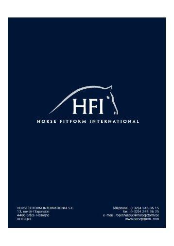 HFI Katalog GER