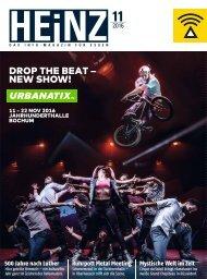 HEINZ Magazin Essen 11-2016