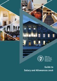 Guide to Salary and Allowances 2016